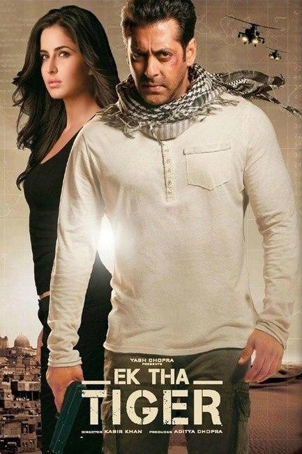 Salman Khan and Katrina Kaif   s Ek Tha Tiger