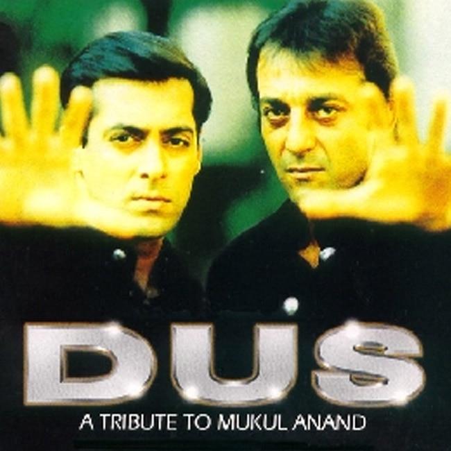 Salman Khan and Sanjay Dutt   s Dus movie