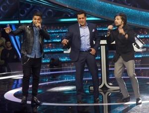 Dus Ka Dum: Salman Khan, Himesh Reshammiya and Guru Randhawa