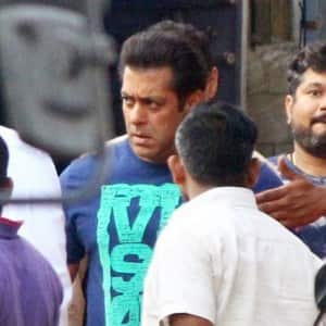 Salman Khan resumes the shooting of Race 3 with Jacqueline Fernandez and Daisy Shah, see pics