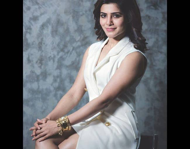 Check Out The Pro Pics From Our Hot Pink Destination: Samantha Ruth Prabhu Hot And Sexy Pictures
