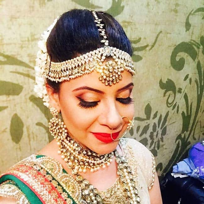 Sambhavna Seth shares a beautiful picture of her wedding ceremony