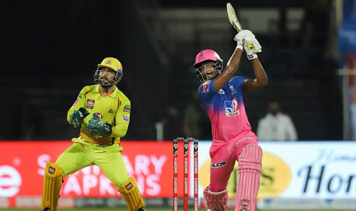 RR vs CSK In Pictures: Samson, Smith Star as Rajasthan Beat Chennai in High-Scoring Affair