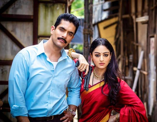 Sandeepa Dhar and Angad Bedi look lovely together