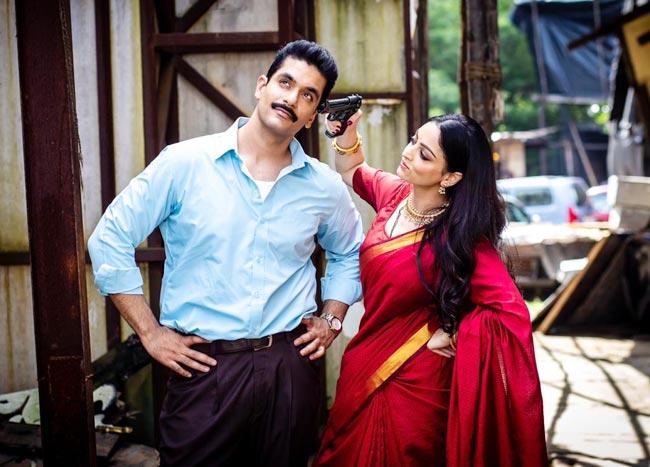 Sandeepa Dhar and Angad Bedi pair up for MumBhai