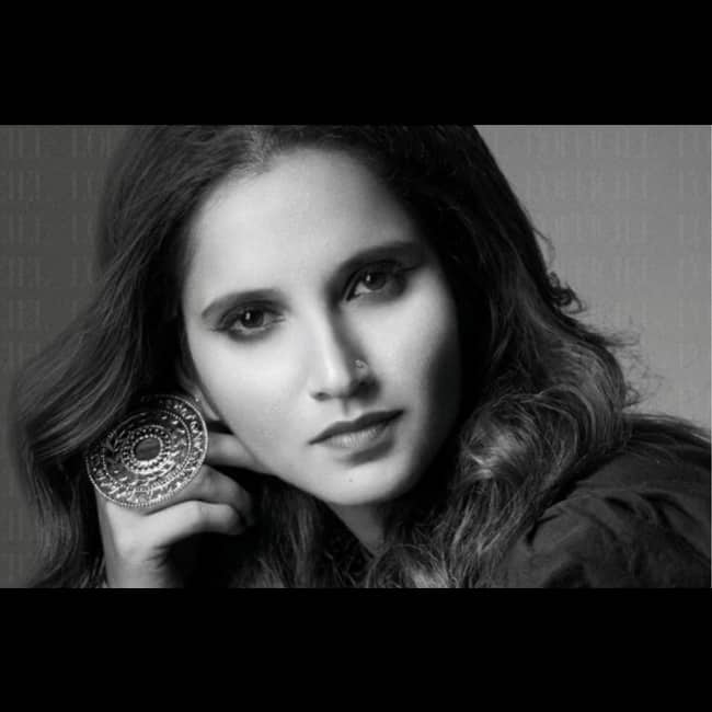 Sania Mirza shares a ravishing picture on Instagram