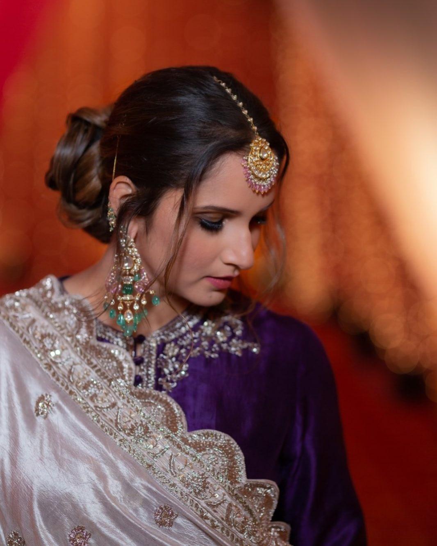 Sania Mirza with a killer pose