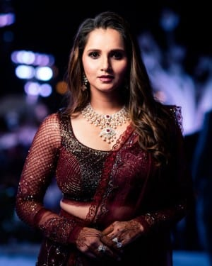 Sania Mirza Is Breaking The Internet With Stunning Photos