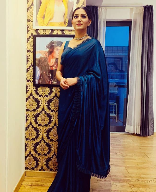 Sapna Choudhary s Desi Look