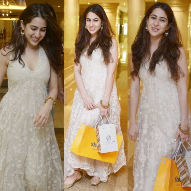 Sara Ali Khan at a promotional event