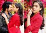 Sara Ali Khan's Red Pantsuit Costs Over Rs 1 Lakh, She Looks Fantastic in it - What do You Think?
