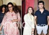 Sara Ali Khan Spends Sunday Evening With Mother Amrita Singh And Brother Ibrahim Ali