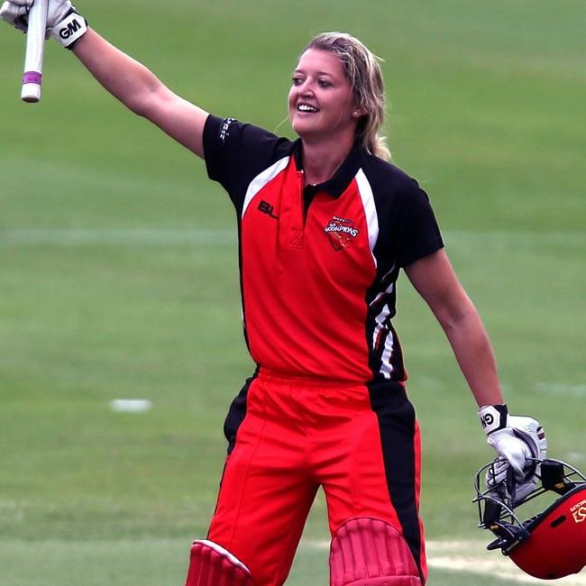 Sarah Jane Taylor of England