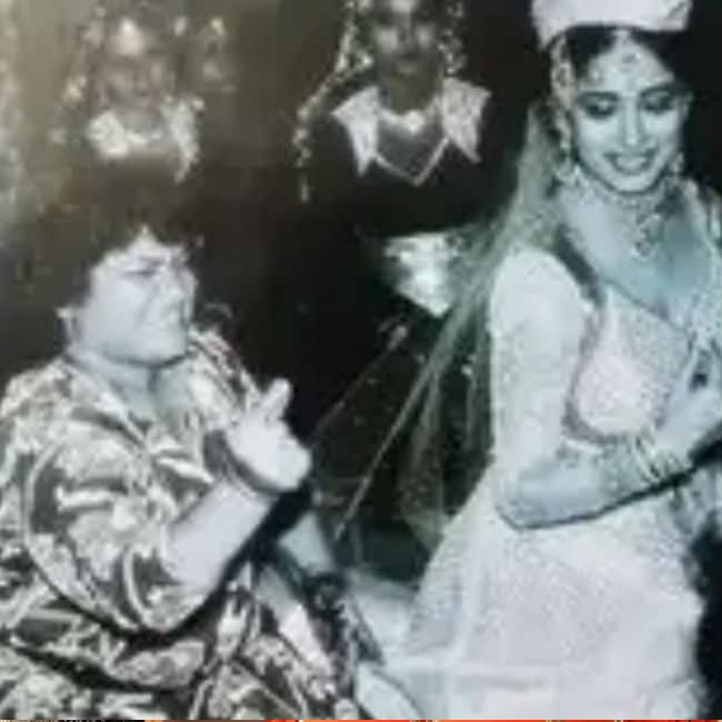 Saroj Khan used to say that Madhuri Dixit was her most obedient student