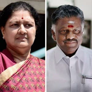 Sasikala Natarajan vs O Paneerselvam: 7 pointers to show who will lead AIADMK and Tamil Nadu!