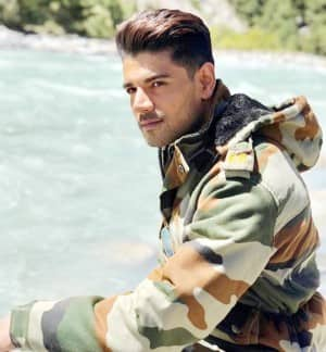 Sooraj Pancholi Collaborates With 20 Soldiers For Satellite Shankar's Promotional Song