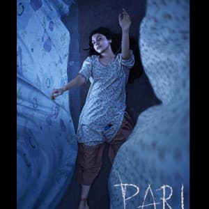 Pari first look pictures