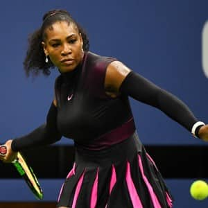 US Open 2016 quarter-final: Serena Williams reaches into semi finals by defeating Simona Halep