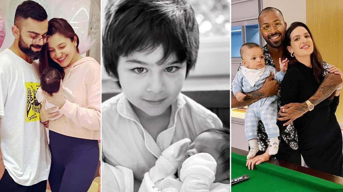 Several Celebs attained parenthood recently