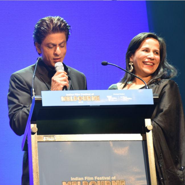 Shah Rukh Khan at IFFM 2019