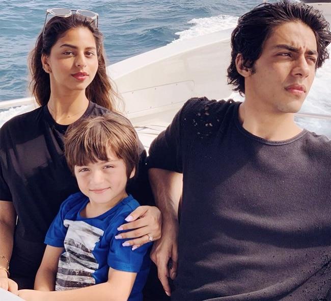 Shah Rukh Khan   s perfect family vacation in Maldives