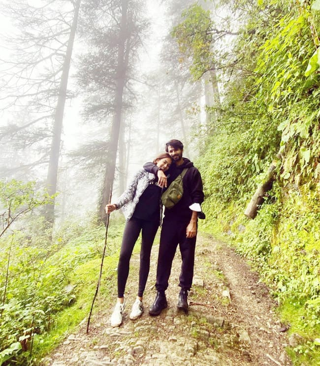 Shahid Kapoor and Mira Rajput Are The Cutest