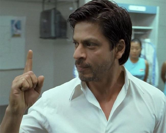 Shahrukh Khan     Chak De