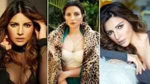Shama Sikander's sizzling photos have set the Internet on fire!