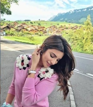 HOT PICS: Shama Sikander Flaunts Her Perfectly Toned Legs in Sultry Photo