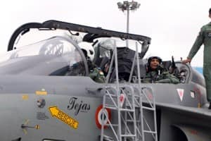 Rajnath Singh Creates History, Becomes First Defence Minister to Fly Homemade LCA Tejas