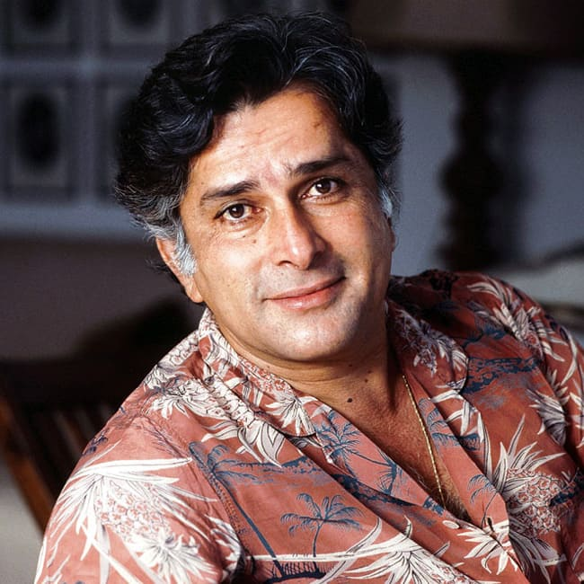 Shashi Kapoor dies at the age of 79
