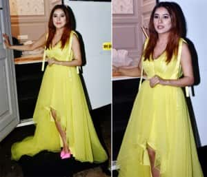 Shehnaaz Gill Makes a Dreamy Entry on Bigg Boss 14, Wears a Yellow Tulle Frock