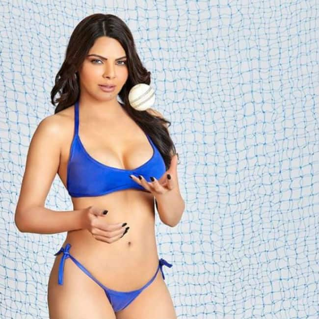 eec993e9e45ebf Sherlyn Chopra swimwear and bikini pictures!