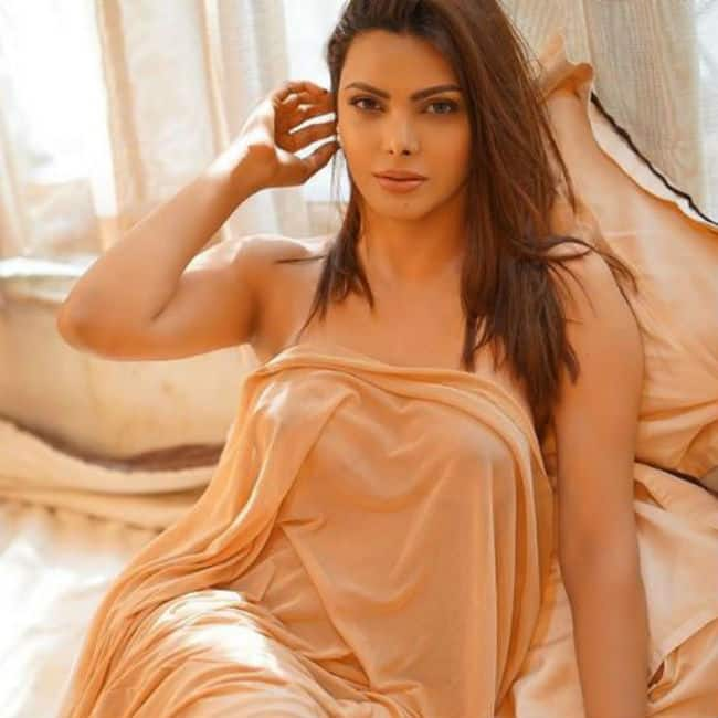 Sherlyn Chopra Looks Hot And Sexy