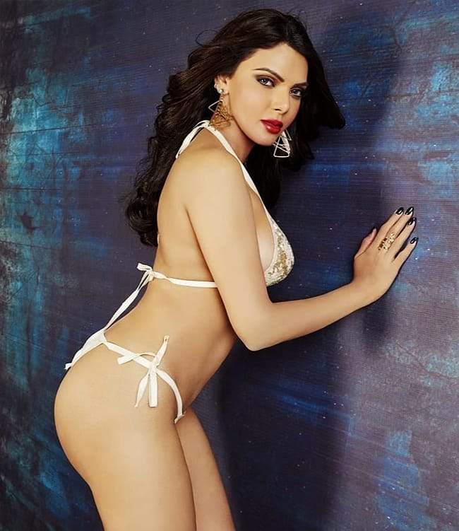 Sherlyn Chopra was a contestant on the reality show Bigg Boss 3 in 2009