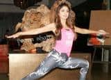Ahead of International Yoga Day, Shilpa Shetty Poses in Different Yoga Postures