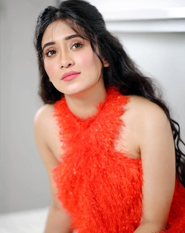 Shivangi Joshi looks as stylish as ever