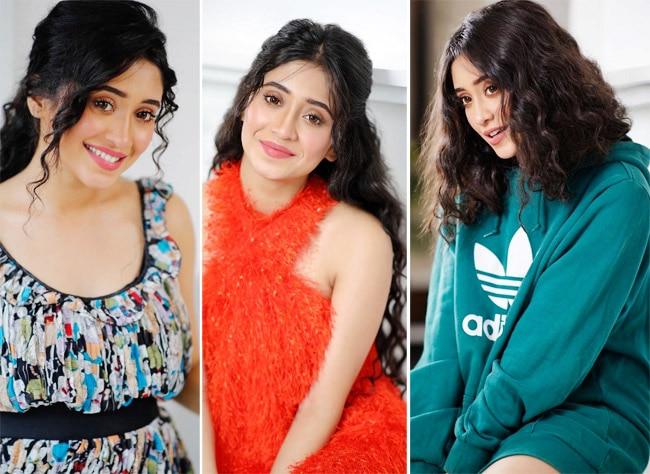 Shivangi Joshi looks fantastic
