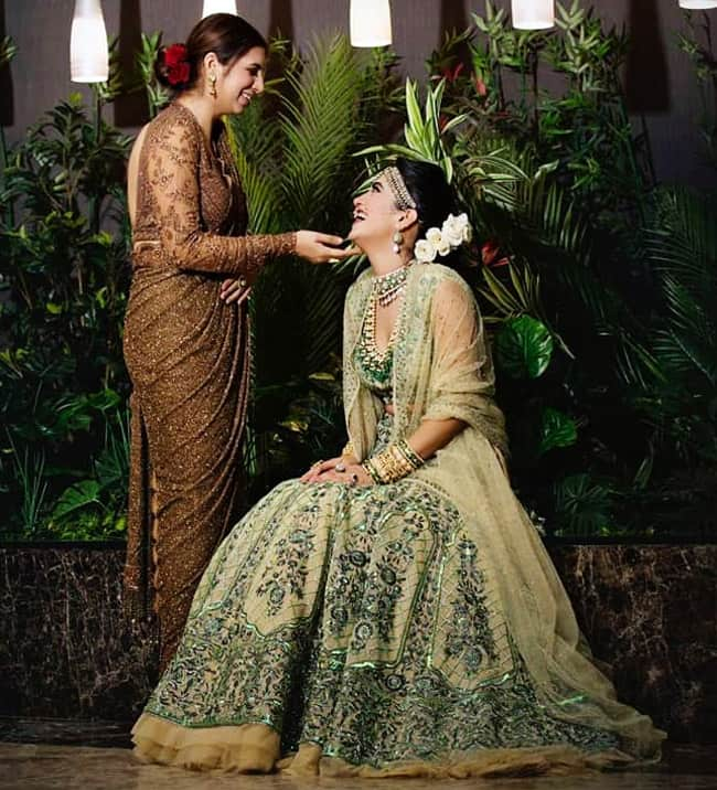Shivangi Joshi   s BTS Moments From Bridal Photoshoot With Makeup Artist Neha is All Hearts