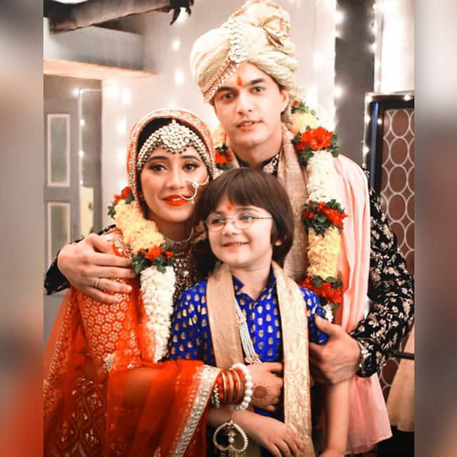 Shivangi Joshi s Reel Life Family