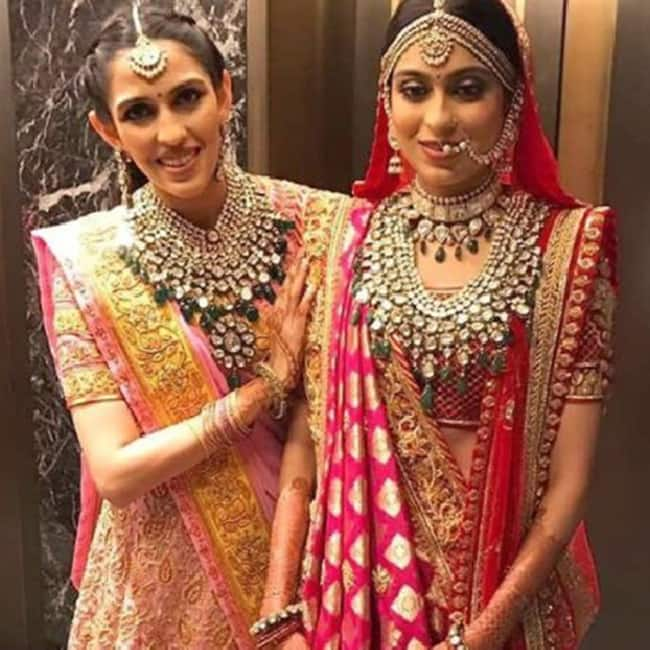 Shloka Mehta at her sister   s wedding