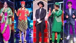 Indian Idol 12 Eliminated Contestant Nachiket Lele's Journey And Top Looks in Pics