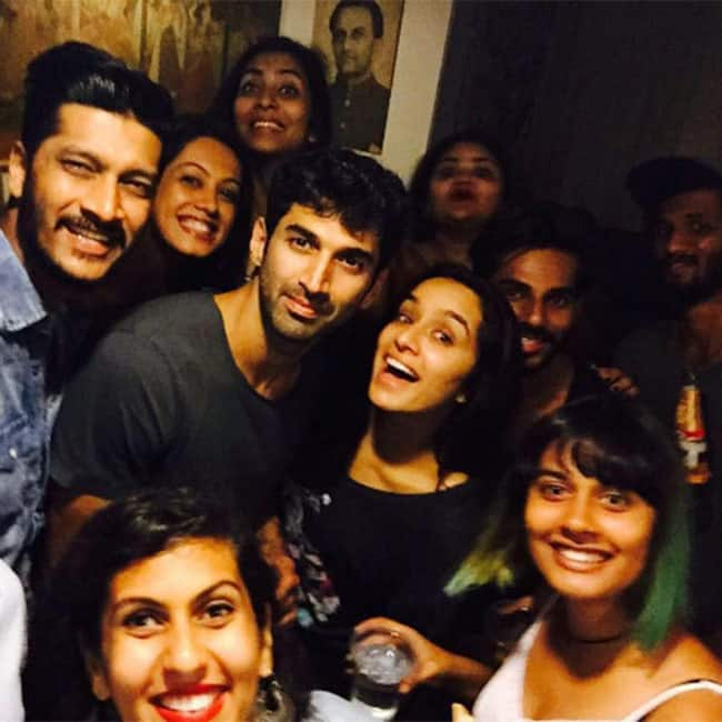 Shraddha Kapoor and Aditya Roy Kapur wrap up Ok Jaanu