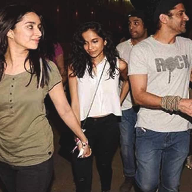 Shraddha Kapoor and Farhan Akhtar together attended Coldplay   s concert