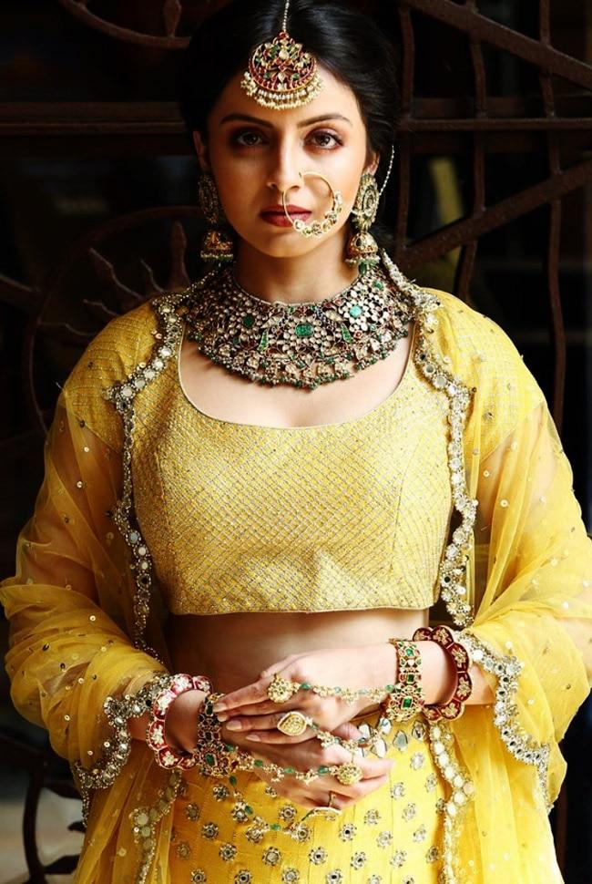 Shrenu Parikh s bridal looks