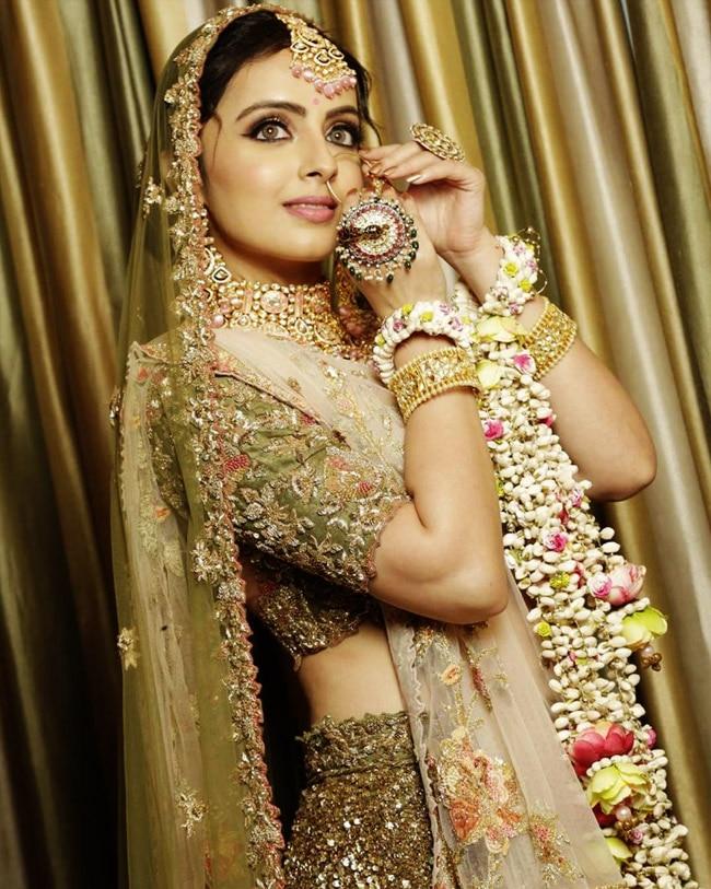 Shrenu Parikh s stunning lehenga looks