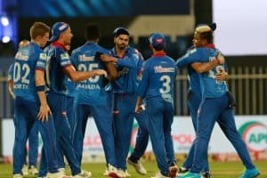 IPL 13, DC vs KKR 2020, Match 16 in Pictures: Shreyas Iyer, Anrich Nortje Shine As Delhi Capitals Beat Kolkata Knight Riders to Claim Top Spot in Points Table