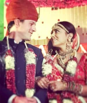 Drishyam actress Shriya Saran gets married to Russian boyfriend, see inside pictures