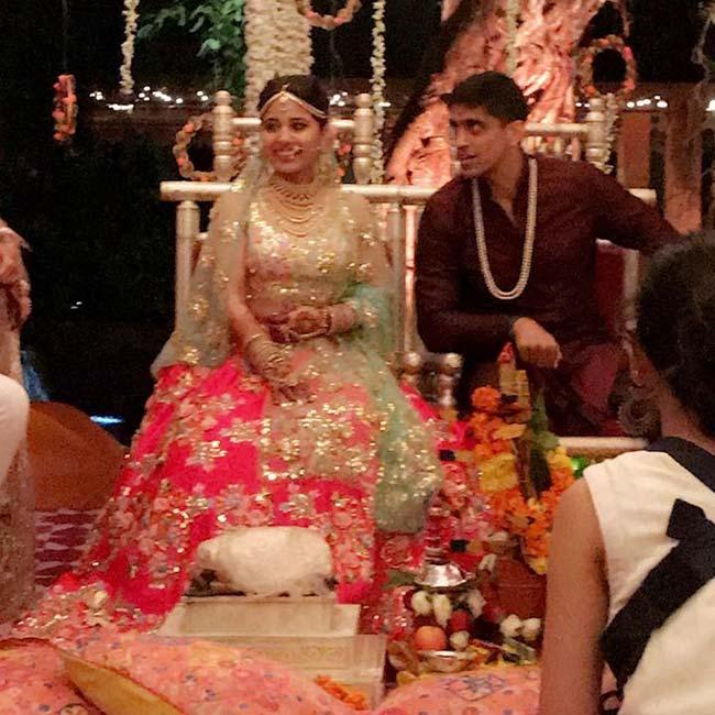 Shweta Tripathi and Chaitanya Sharma s Wedding Moments Are Too Adorable to Handle