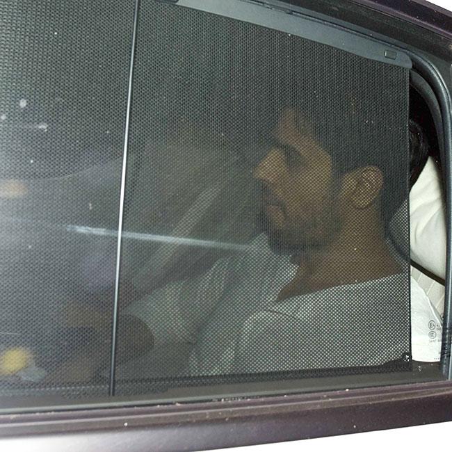 Sidharth Malhotra with girlfriend Alia Bhatt heading for Baahubali 2 screening
